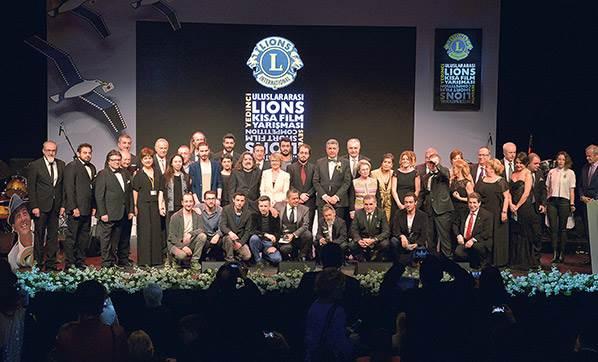 7. Uluslararası Lions Kısa Film Yarışması Sponsoru Pelsan Aydınlatma Oldu…