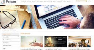 Pelsan' ın Yeni Web Sitesi Yayında…