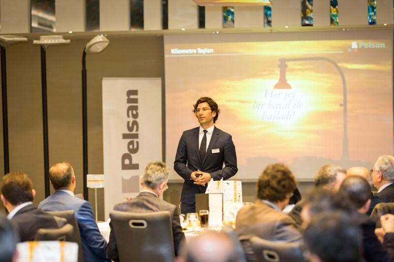 Yılın Aydınlatma Firması Pelsan'dan Yeni Ürün ve Ekonomi Semineri Bir Arada…